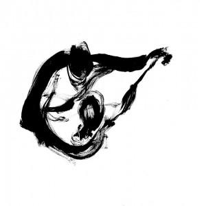 dibujo tango