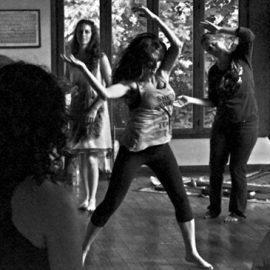 Encuentro de Danza y Movimiento
