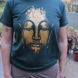 Remera Rostro de Buda