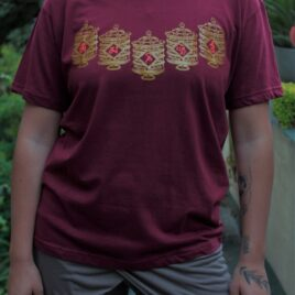 Remera Cilindros Tibetanos