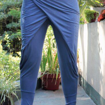 Pantalón de Algodón para Yoga