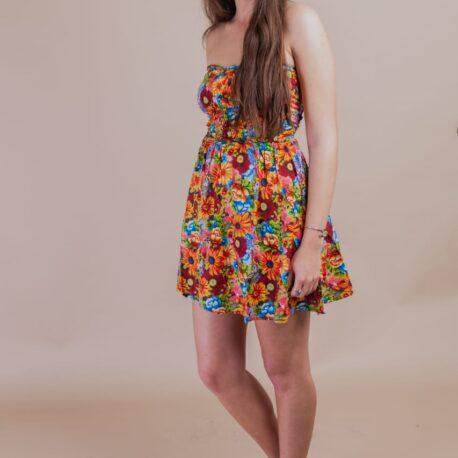 milega Vestido corto 102