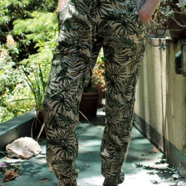 Pantalon Amapola Estampado