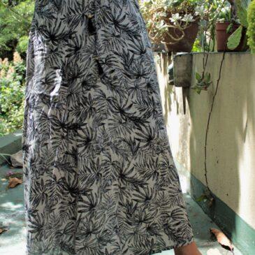 Falda Amancay