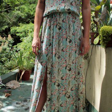 Vestido Largo Duddy