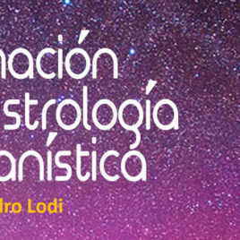 """Formación en Astrología Humanística. 36. """"Configuraciones de Aspectos"""""""